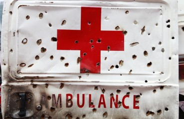 Red Cross workers killed in Afghanistan February 2017