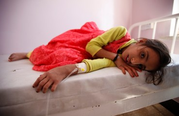 Irish Red Cross Yemen Appeal