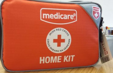 Irish Red Cross first aid kit