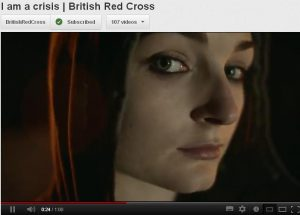 I am a crisis | British Red Cross: A crisis can happen anywhere, and to anyone. As well as helping people abroad