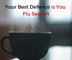 Your best defence is you