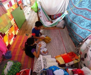 Typhoon Bopha affected over 6 million people when it struck the southern Philippines last month, and around 13,000 are still residing in evacuation centres. The IFRC