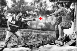 Brilliant Red Cross Campaign from the Brazil Red Cross