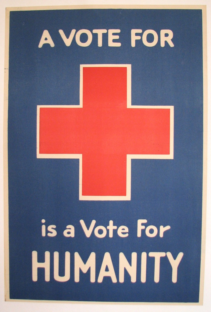 Vote for Irish Red Cross
