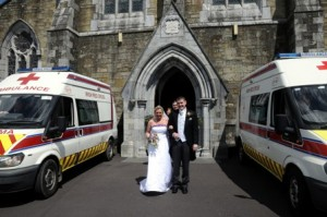 Eileen's sudden death came just 5 weeks after her eldest daughter Janice (former youth officer in the Bandon Branch) married the current Unit Officer Jonathan Tyner in the same church on the 30th of June.