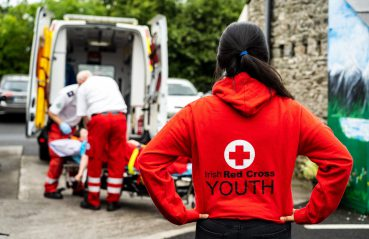 Irish Red Cross Youth